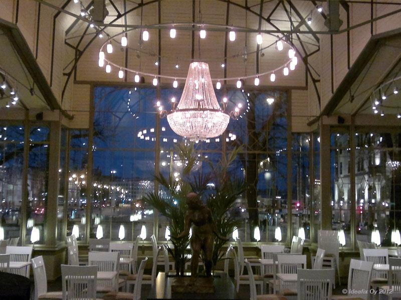 Ravintola Kappeli, Helsinki